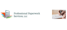 Professional Paperwork Services